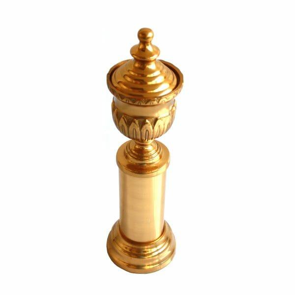 Pokal Gold (Größe: 36 cm)