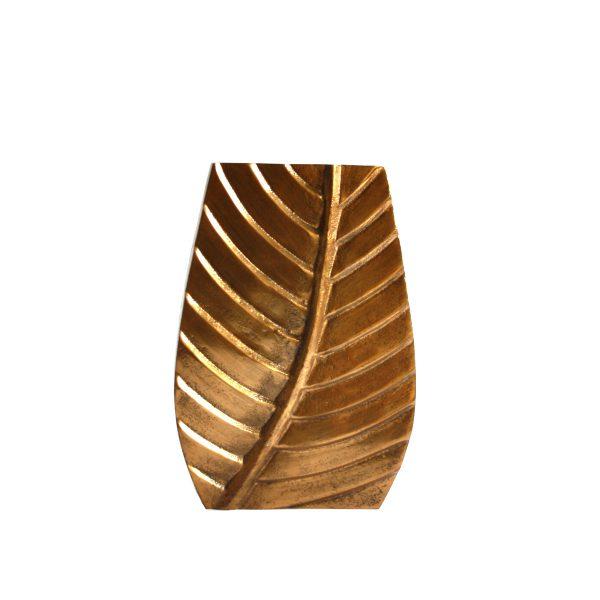 Deko-Vase Gold (Größe: 29 cm)