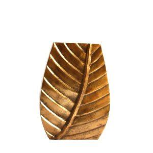 Deko-Vase Gold (Größe: 26 cm)