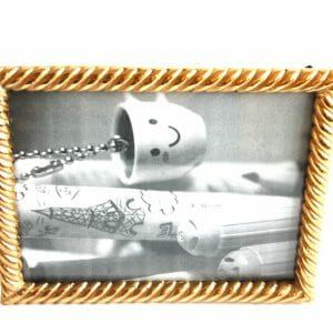 Vintage-Design 22x16,5 cm Gold Bilderrahmen